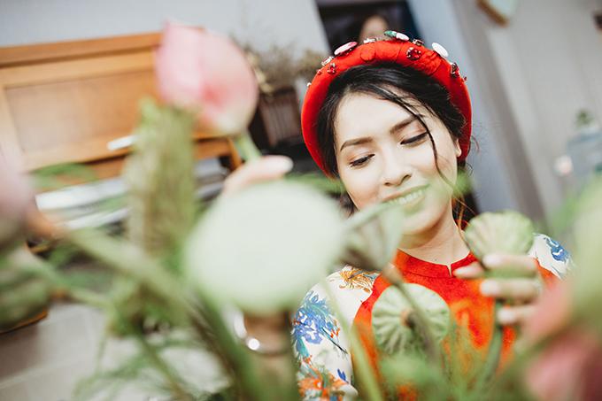 Lễ ăn hỏi được thực hiện bởi Rosy Wedding & Decor.
