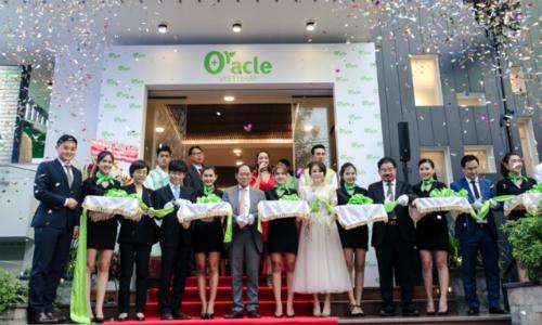 Chi nhánh Viện thẩm mỹ Oracle Hàn Quốc ra mắt tại Việt Nam