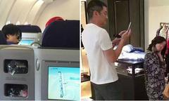 Vương Phi đi du lịch với Đình Phong, Lý Á Bằng một mình chăm con