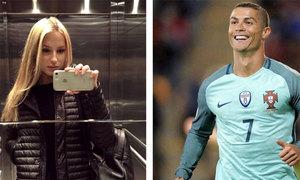 Hé lộ cuộc hẹn một đêm của C. Ronaldo với chân dài khi tới Nga thi đấu