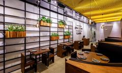 Không gian ẩm thực đậm chất Thái ở Sài Gòn