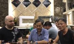 Võ sư Đoàn Bảo Châu nâng chén thừa nhận thua tâm phục cao thủ Vịnh Xuân