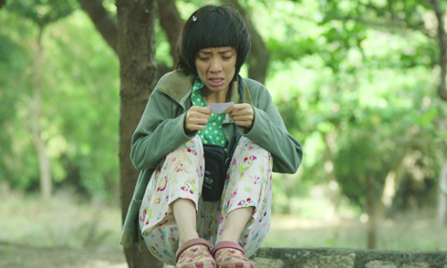 Nghệ sĩ hài Thu Trang bị bắt cóc trong phim 'Nắng 2'