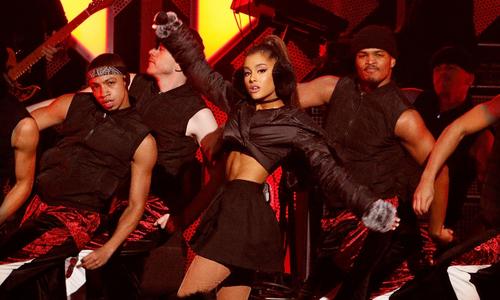 Yamaha Grande tài trợ chuyến lưu diễn đến Việt Nam của Ariana Grande