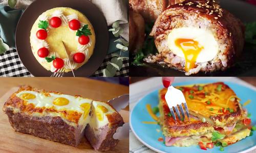 Những biến tấu ngon 'ứa nước miếng' cho tín đồ trứng và phô mai