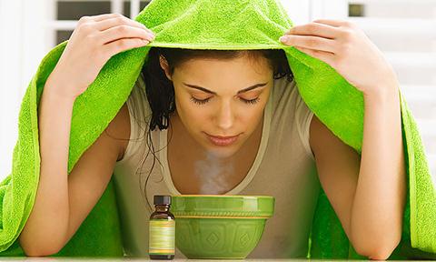 8 bước xông hơi thải độc cho da mặt tại nhà