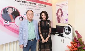 Ngày hội trị nám, tàn nhang với công nghệ Hàn Quốc