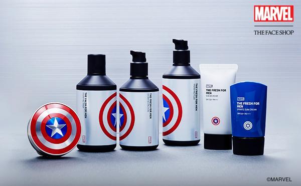 Bộ sản phẩm dưỡng da dành cho nam giới gồm dưỡng da dành riêng cho nam giới, gồm 2 loại kem chống nắng, nước dưỡng ẩm, toner, emulsion dưỡng chuyên sâu