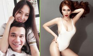Ca sĩ Khắc Việt công khai tình yêu với nữ DJ bốc lửa