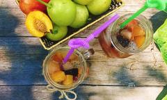 Trà trái cây nhiệt đới