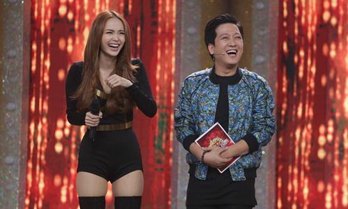 Những người đẹp Việt từng bị Trường Giang trêu chọc về ngoại hình