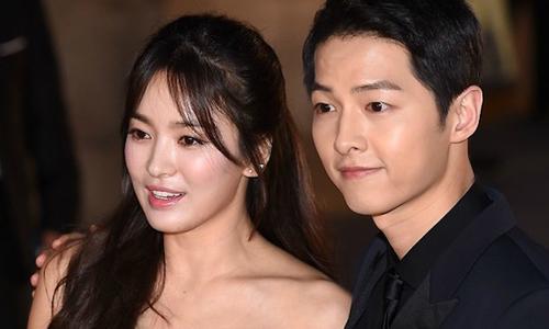 Song Joong Ki: 'Song Hye Kyo là cô gái duy nhất tôi yêu và tự hào'