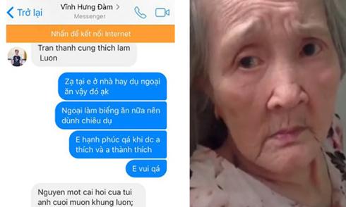 Mr. Đàm và các sao Việt trở thành fan của 'bà ngoại xì tin'
