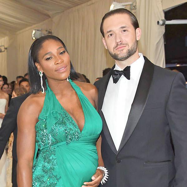 Cô em nhà Williams và hôn phu tương lai, tỷ phú công nghệ Alexis Ohanian.