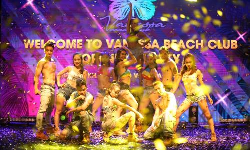 Câu lạc bộ bãi biển Vanessa - điểm check in mới tại Đà Nẵng