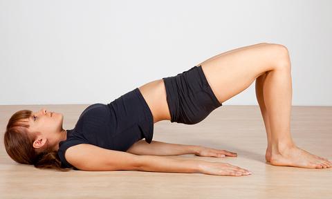 3 động tác đơn giản giúp triệt tiêu mỡ bụng triệt để