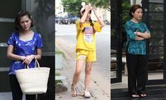 Style mặc nhà khác lạ của Kiều Linh, Nam Thư và Puka