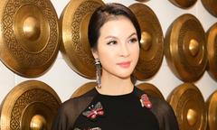 Thanh Mai mặc thanh lịch sang đảo Bali dự sự kiện