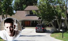 Ngôi biệt thự nơi thủ lĩnh Linkin Park tự tử