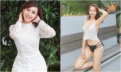 Bà mẹ ba con giảm hơn 20 kg sau sinh, 'lột xác' trẻ đẹp như gái đôi mươi