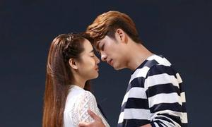 Những cảnh hôn lãng mạn từng gây sốt trong phim truyền hình Việt