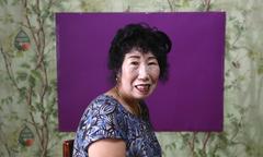 Cuộc sống trước khi nổi tiếng nhất Hàn Quốc của bà ngoại dạy trang điểm qua mạng