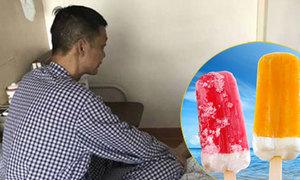Suy thận vì ăn liền một lúc 54 cây kem để giải khát