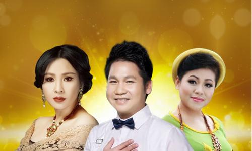 Thanh Lam, Trọng Tấn hát trong đêm nhạc tưởng nhớ ngày Thương binh liệt sĩ