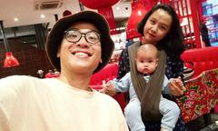 Thành viên nhóm Da LAB: 'Tôi có thể làm được mọi thứ thay vợ trừ việc cho con bú'