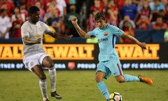 Barca 1-0 Man Utd