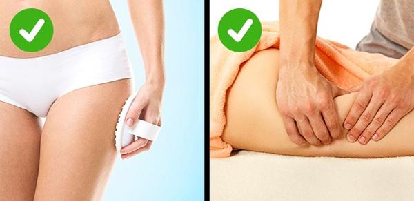 4. Tích cực massage da