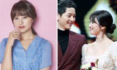 'Trung úy Yoon' ghen tị với hạnh phúc của Song Hye Kyo, Song Joong Ki