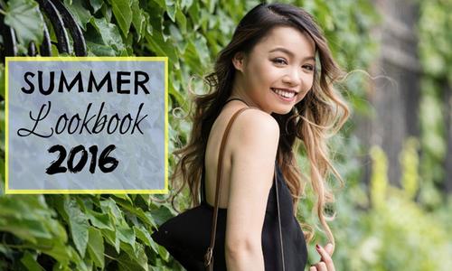 Nàng vlogger Việt gợi ý 5 set đồ xinh xắn ngày hè