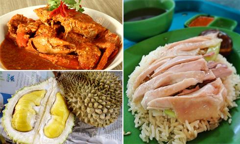 25 món ăn nổi tiếng nhất định phải thử khi đến Singapore