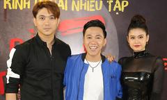 Tim - Trương Quỳnh Anh sóng đôi đến mừng Anh Đức ra mắt phim