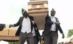 Vác quan tài nhảy múa để tiễn đưa người chết ở Ghana