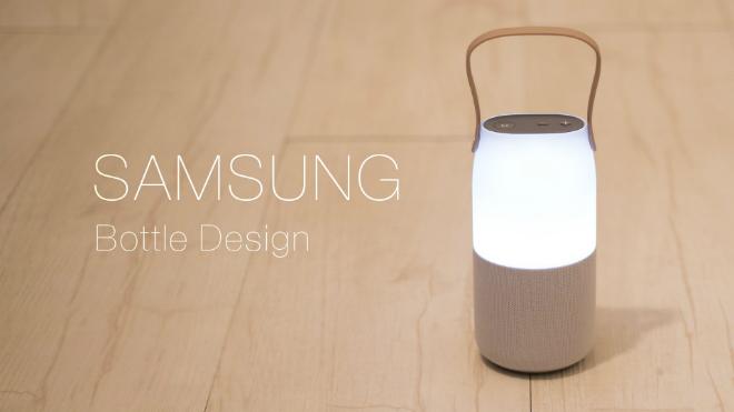 Loa không dây Samsung Bottle giảm50% còn 995.000 đồng trênShop VnExpress.