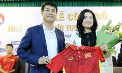 U22 Việt Nam được tiếp dinh dưỡng trước thềm SEA Games