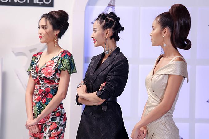 Kết thúc phần thi, các thành viên trong ban giám khảo đã quyết định phần thắng thuộc về team của Lan Khuê nhờ sự