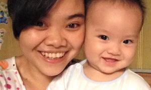 Mẹ hai con giúp cả gia đình vượt qua dịch sốt chỉ bằng gừng, sả, tía tô