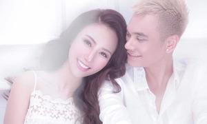 Khắc Việt hé lộ ảnh cưới với nữ DJ sexy