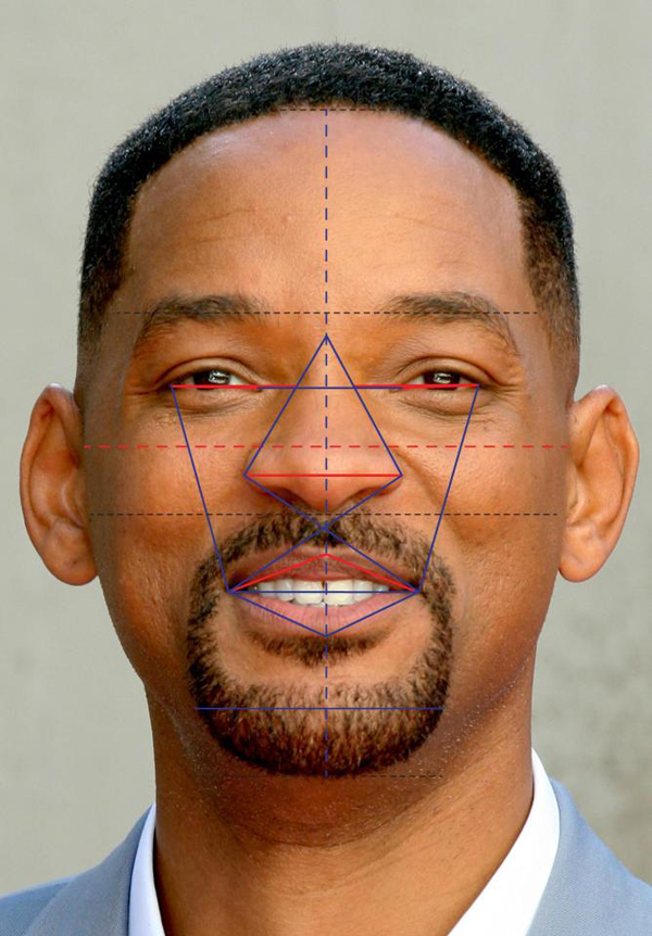 Will Smith xếp thứ 6.