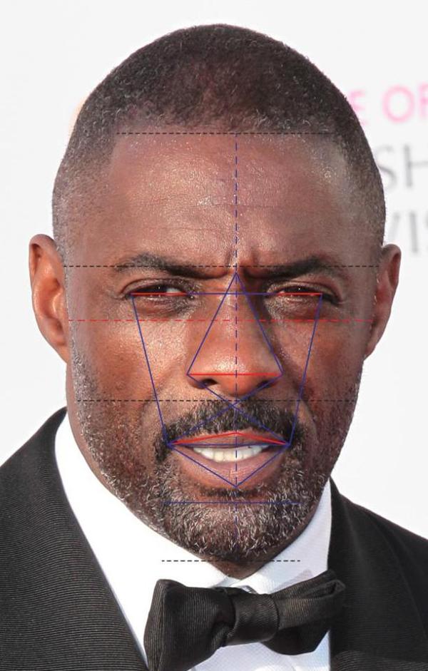 Đứng thứ 7 là Idris Elba.
