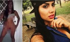 Người mẫu Colombia tố bị cảnh sát ép múa thoát y trước các tù nhân