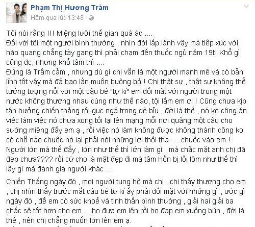 huong-tram-viet-tam-thu-trach-mieng-doi-ac-voi-duc-phuc