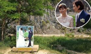 Địa điểm Won Bin, Lee Na Young cưới thành điểm 'check in' du lịch mới