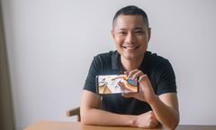 Dzung Yoko không cần ê kíp để sáng tạo nghệ thuật
