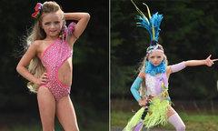 Mẹ đơn thân chi hàng nghìn bảng cho con gái 7 tuổi làm đẹp