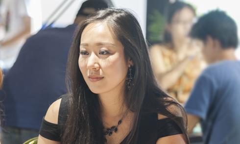 Ngô Phương Lan: 'Tôi đang tập luyện cho sức khỏe tốt để năm sau sinh em bé'