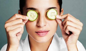 Những giải pháp chống lão hóa da vùng mắt